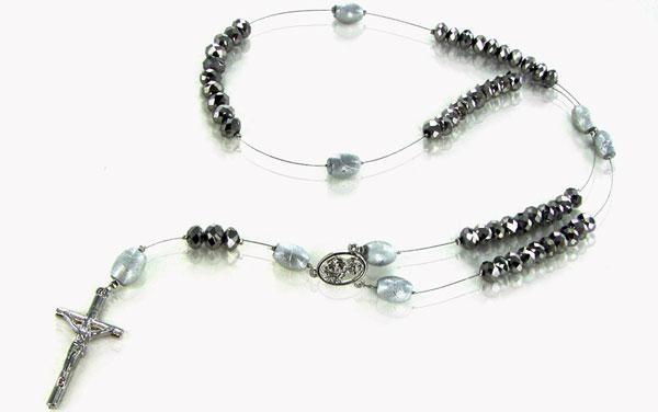 Soft Flex Wire Rosary Supplies